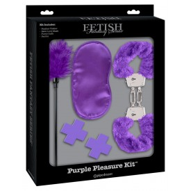 Набор для интимных удовольствий Purple Passion Kit